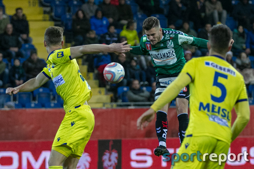 SKN St Pölten, SV Ried, aus der NV Arena, ÖFB Cup