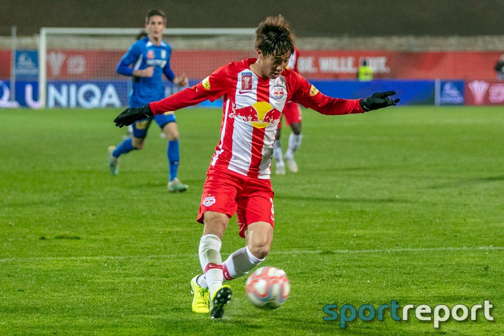 ASK Ebreichsdorf, FC Red Bull Salzburg, BSFZ Arena, ÖFB Cup