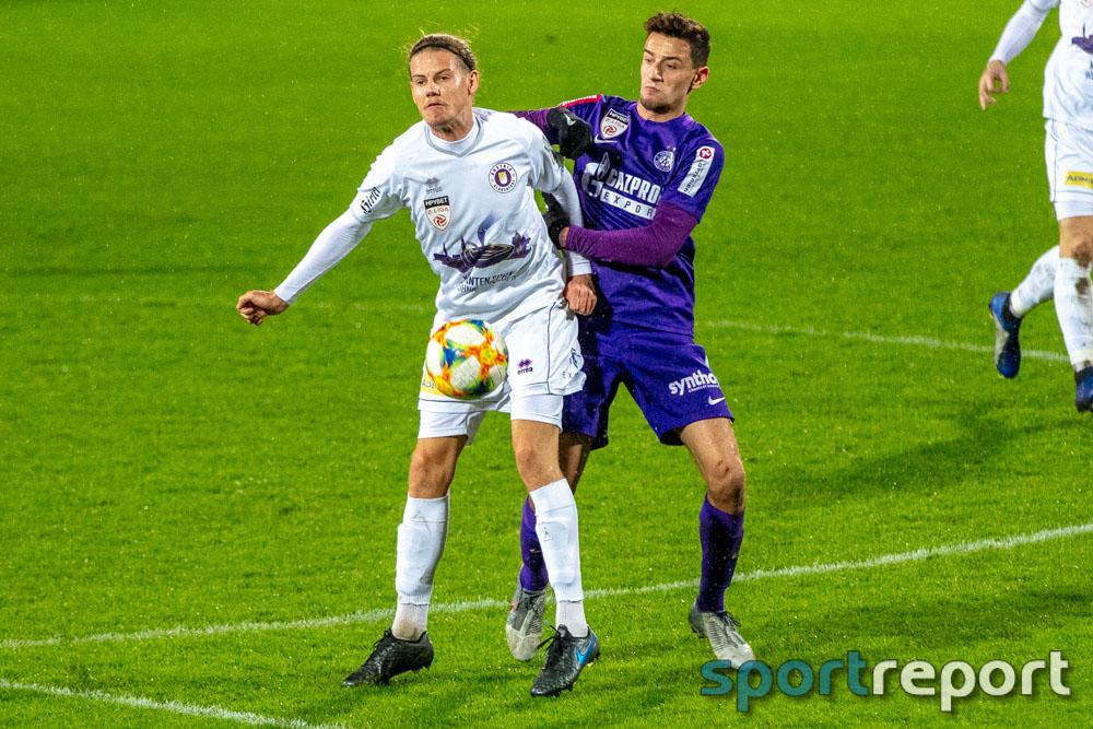 Young Violets Austria Wien, SK Austria Klagenfurt , aus der Generali Arena, Zweite Liga
