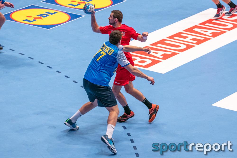 Österreich, Nordmazedonien, Wiener Statdthalle, EHF EURO 2020