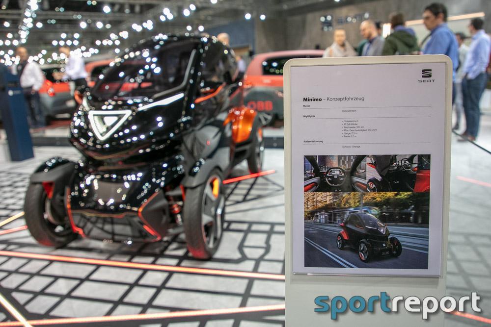 Messe, Vienna Autoshow, Messegelände, 2020