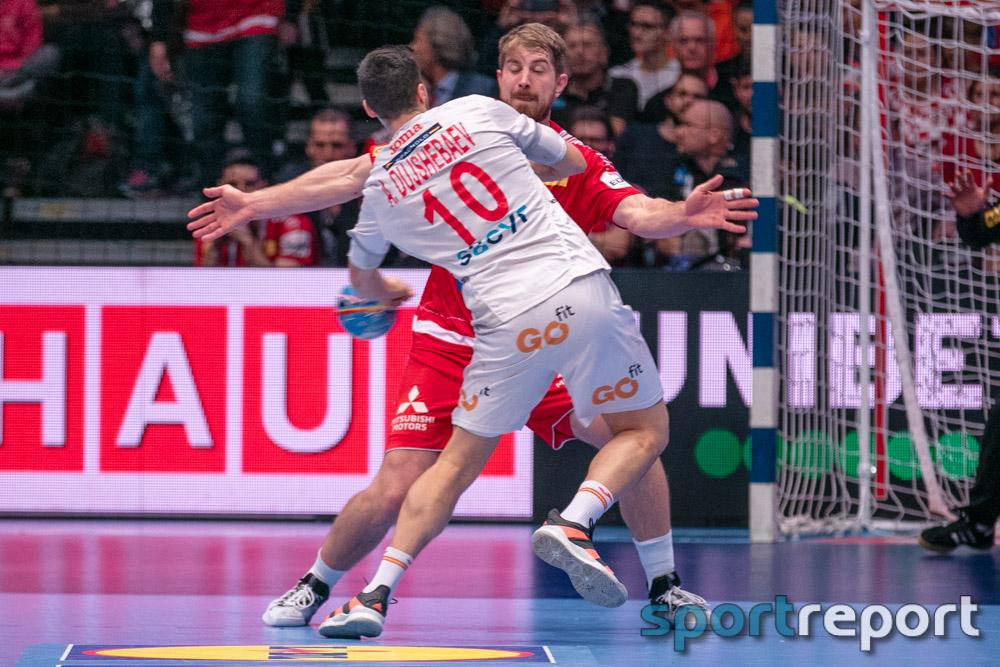 Österreich, Spanien, Wiener Statdthalle, EHF EURO 2020
