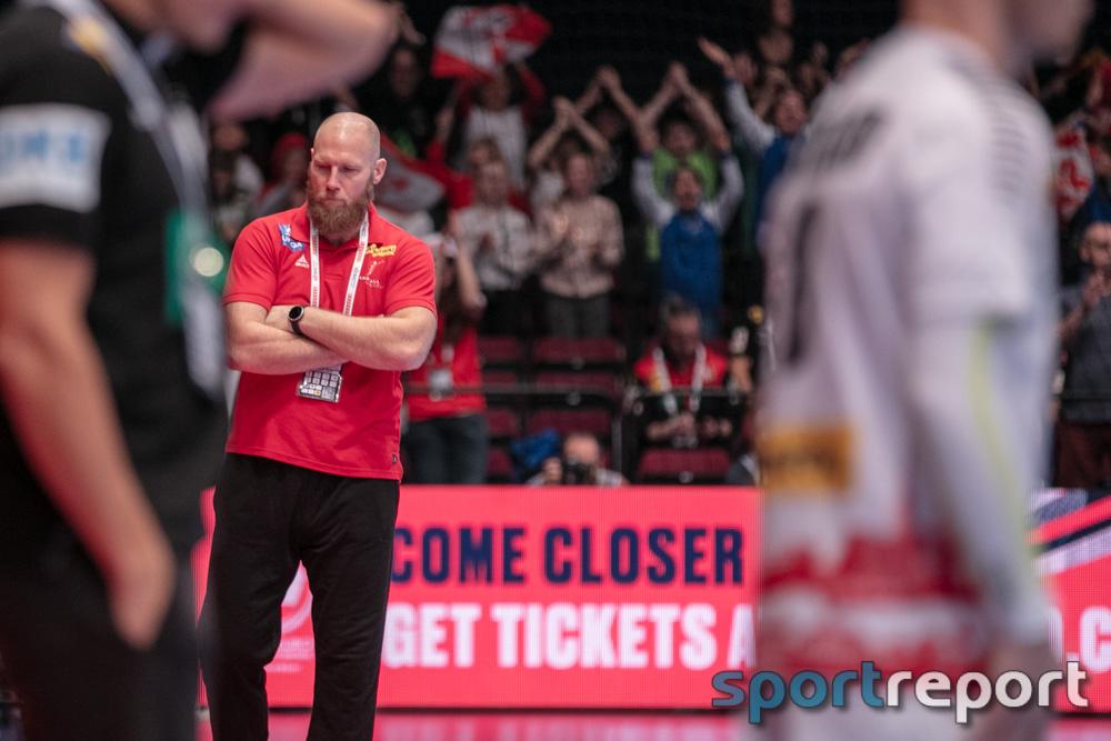 Österreich, Deutschland, Wiener Statdthalle, EHF EURO 2020