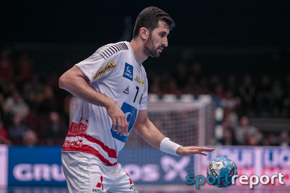 Österreich, Weißrussland, Wiener Statdthalle, EHF EURO 2020