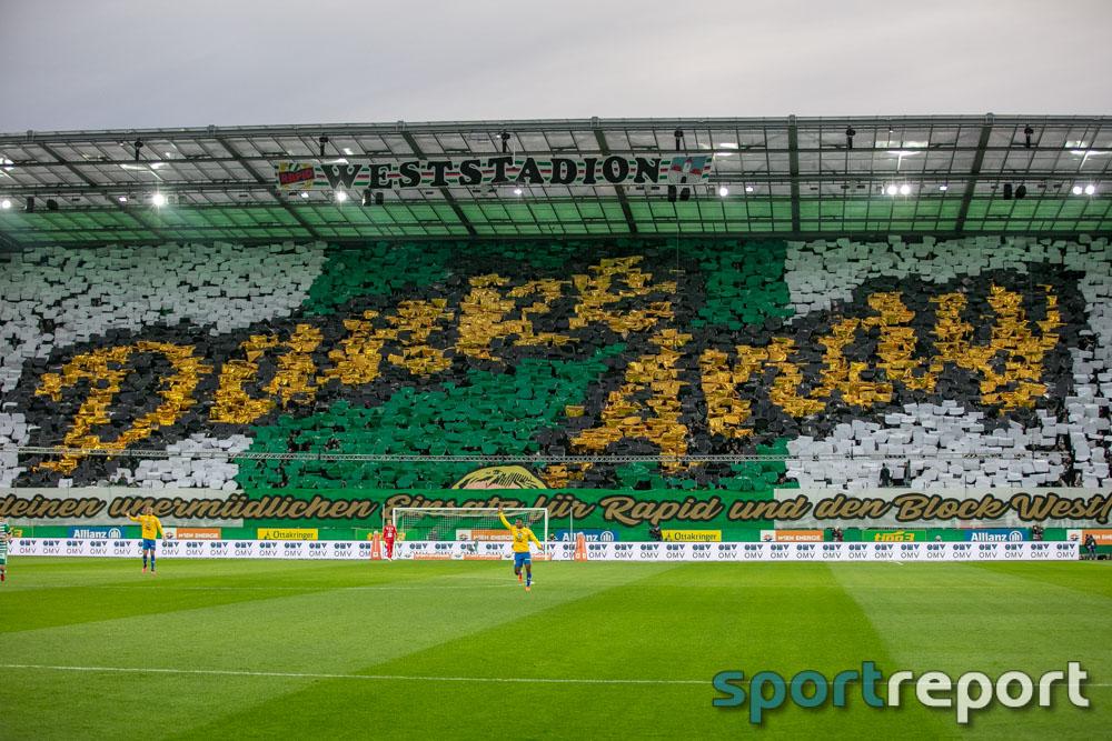 SK Rapid Wien, WSG Tirol, aus dem Allianz Stadion, Tipico Bundesliga