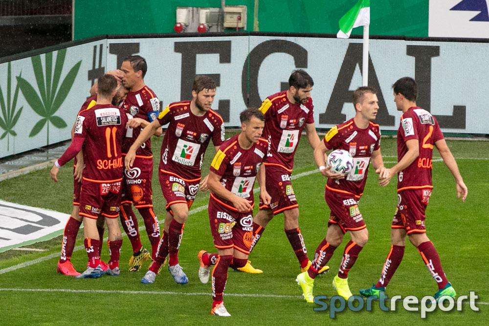 WAC, Rapid Wien, WAC vs. Rapid Wien, #WACSCR, #SCR2020