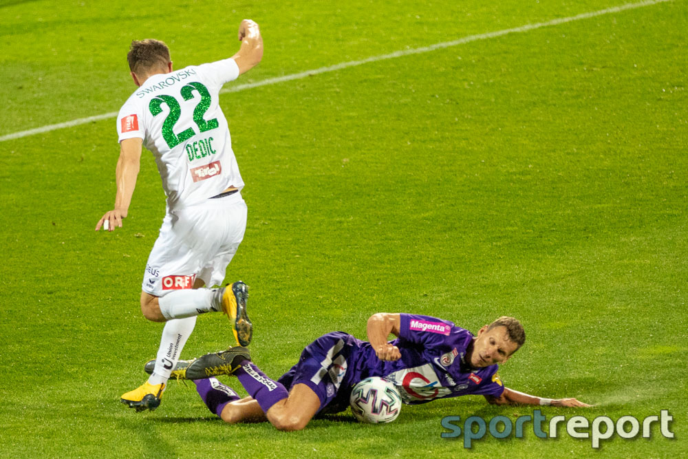 FK Austria Wien, WSG Tirol, aus der Generali Arena, Tipico Bundesliga