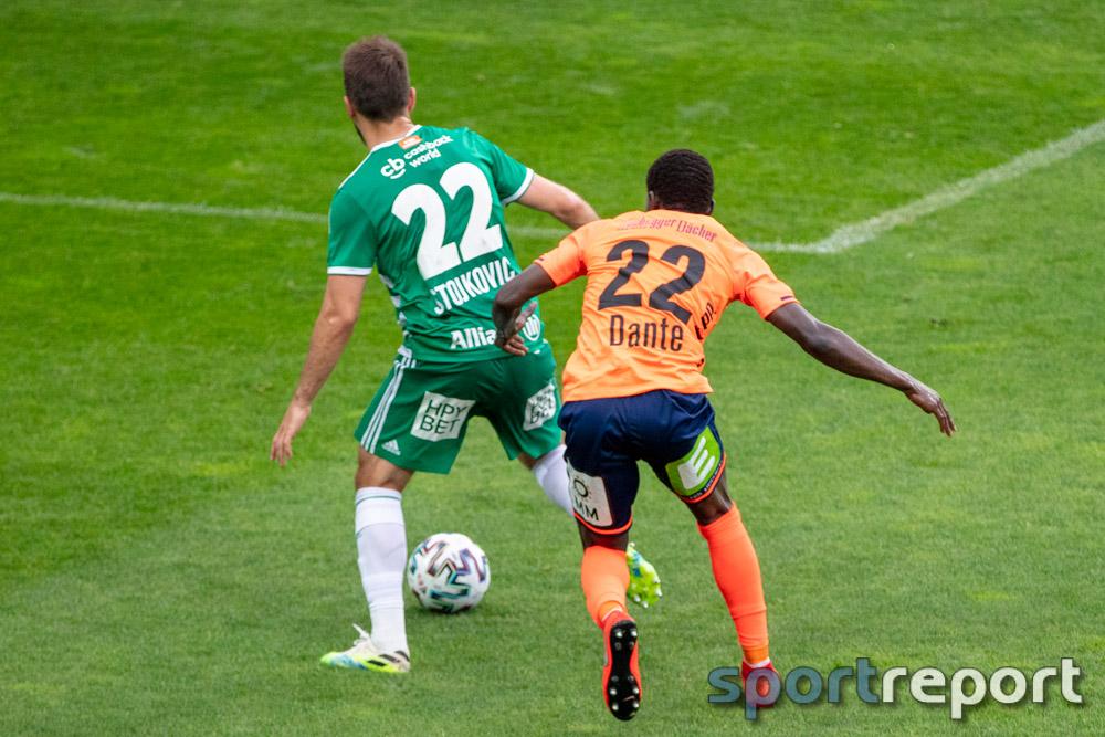 SK Rapid Wien, TSV Hartberg, aus dem Allianz Stadion, Tipico Bundesliga