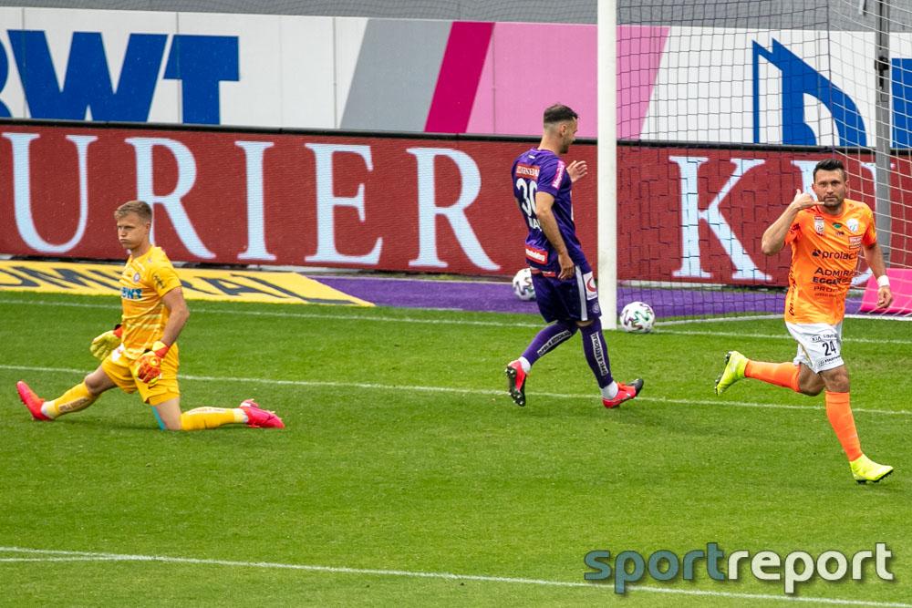 Austria Wien, TSV Hartberg, #faklive, #fakhtb