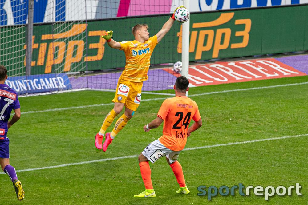 FK Austria Wien, TSV Hartberg, Generali Arena, Tipico Bundesliga