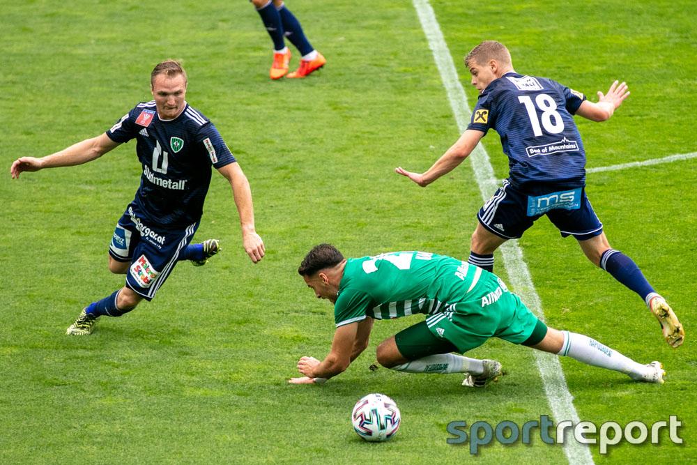SK Rapid Wien, St Johann/Pongau, Allianz Stadion, ÖFB Cup