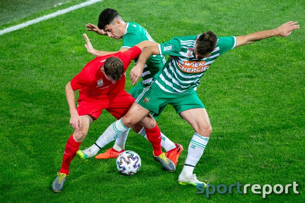 SK Rapid Wien, FC Flyeralarm Admira, Allianz Stadion, Tipico Bundesliga