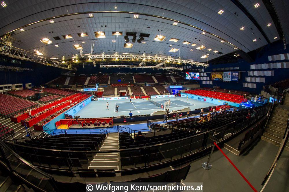 Erste Bank Open, Wiener Stadthalle, STADION, BEWERB
