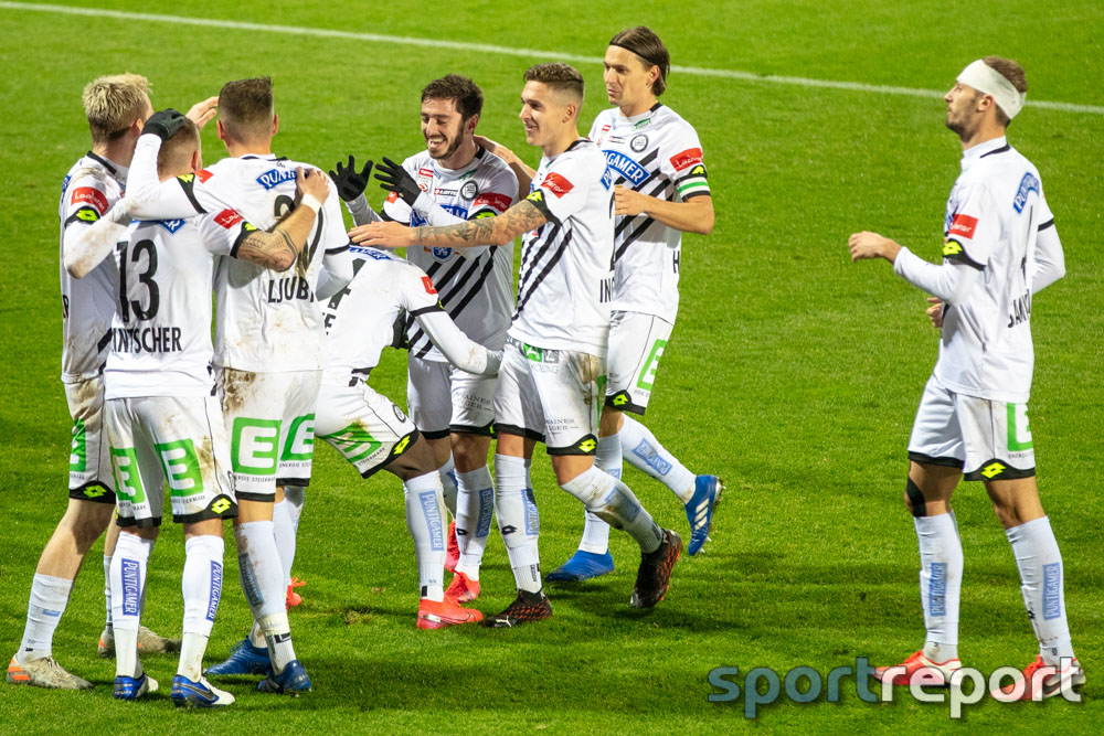 Sturm Graz, SV Ried, #STUSVR