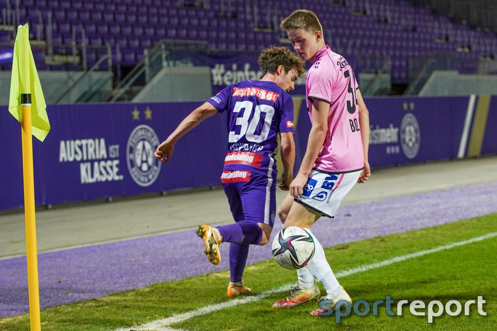 Young Violets Austria Wien, FC Juniors OÖ, Generali Arena, Zweite Liga