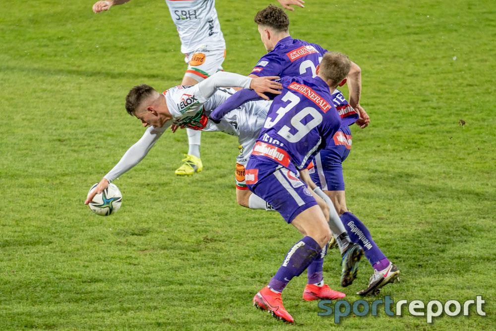 FK Austria Wien, WAC, Generali Arena, Tipico Bundesliga