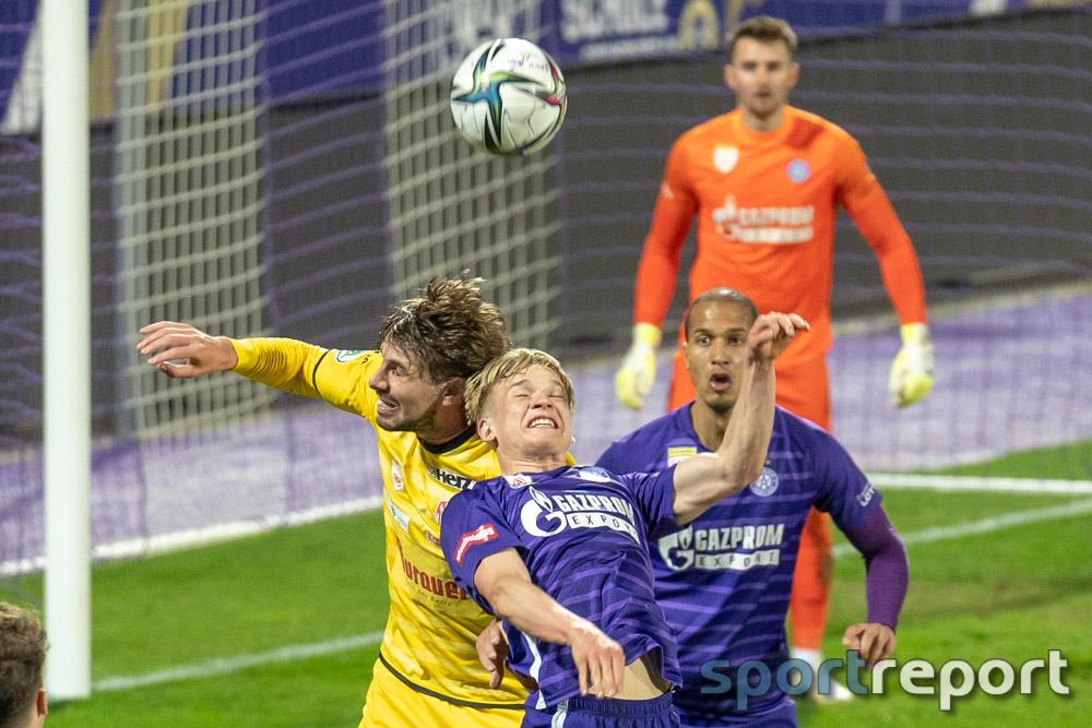 Young Violets Austria Wien, Kapfenberger SV 1919, Generali Arena, Zweite Liga