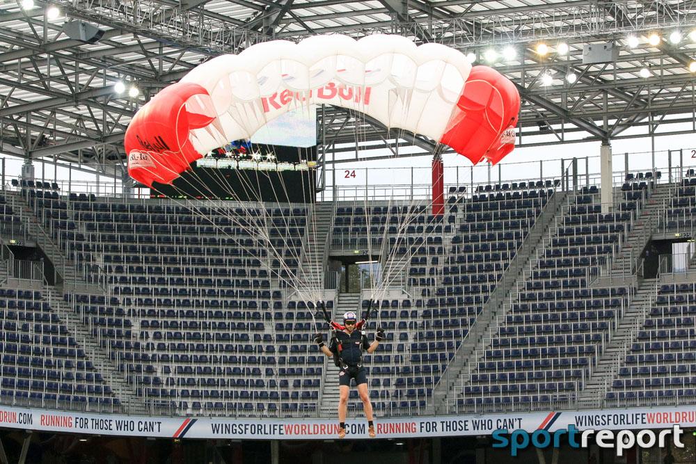 Sportliches Heimspiel für den HSV Red Bull Salzburg - Weltcup im Fallschirm-Zielspringen von 27. - 29. August 2021 in Thalgau fixiert