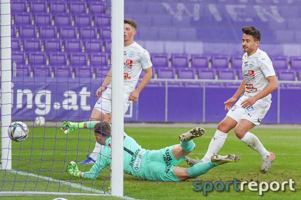 Young Violets Austria Wien, FAC, Generali Arena, Zweite Liga
