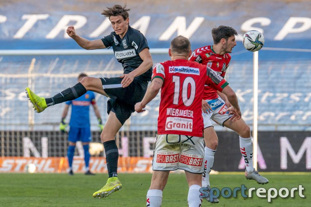 FC Flyeralarm Admira, SV Ried, BSFZ Arena, Tipico Bundesliga