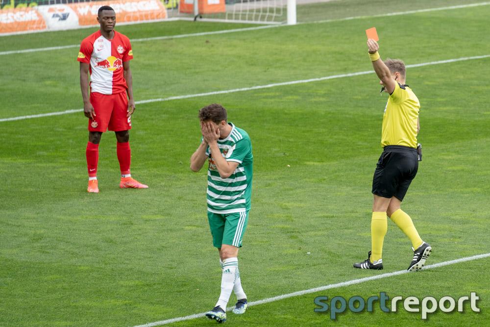 Maximilian Hofmann (SK Rapid Wien) vom Strafsenat für ein Spiel gesperrt
