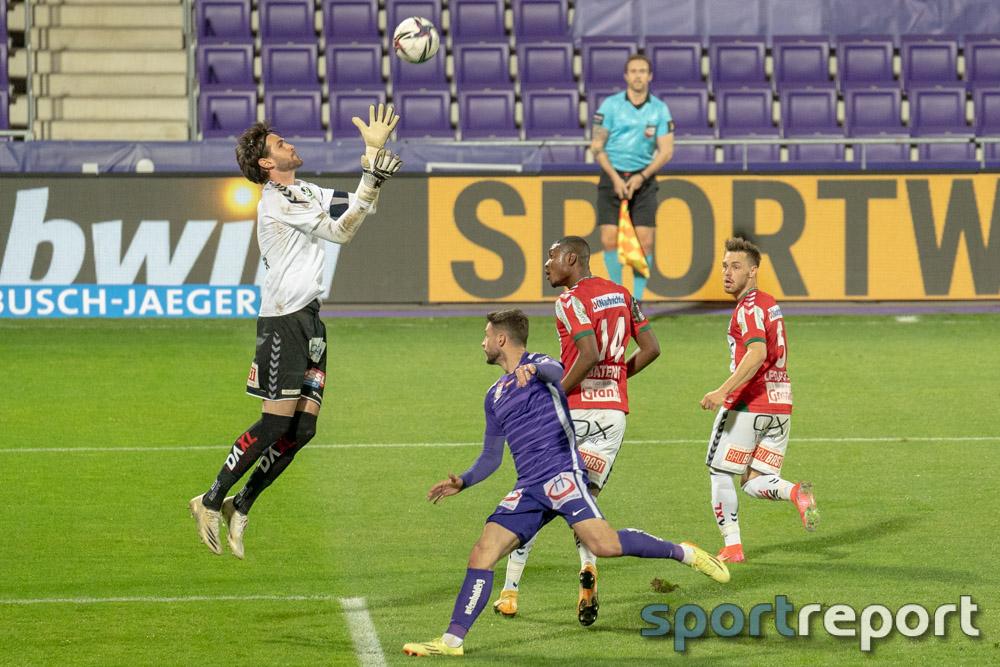 FK Austria Wien, SV Ried, Generali Arena, Tipico Bundesliga