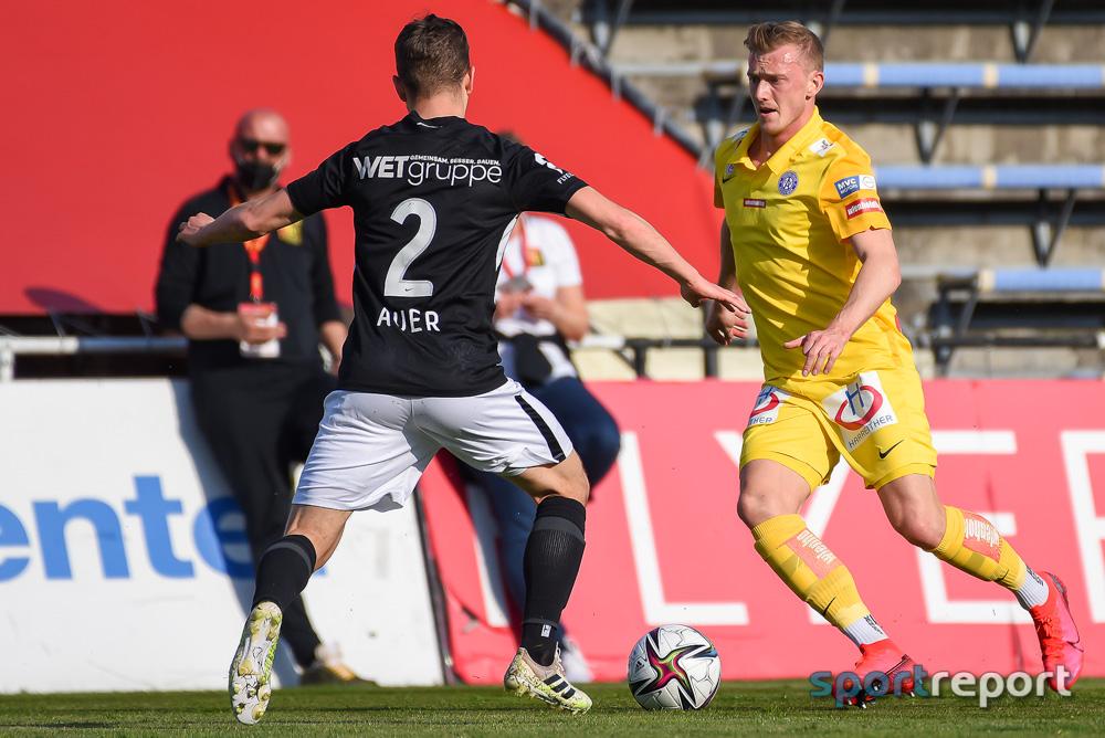 FC Flyeralarm Admira, FK Austria Wien, BSFZ Arena, Tipico Bundesliga