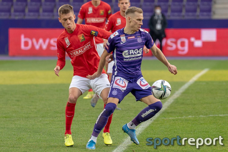 FK Austria Wien, FC Flyeralarm Admira, Generali Arena, Tipico Bundesliga