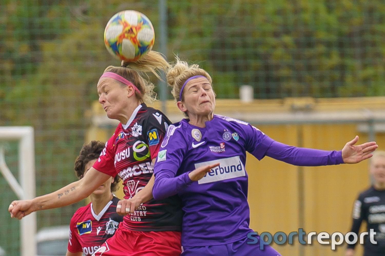 SG Austria Wien/USC Landhaus, SKN St Pölten Frauen, Generali Arena, Planet Pure Frauen Bundesliga