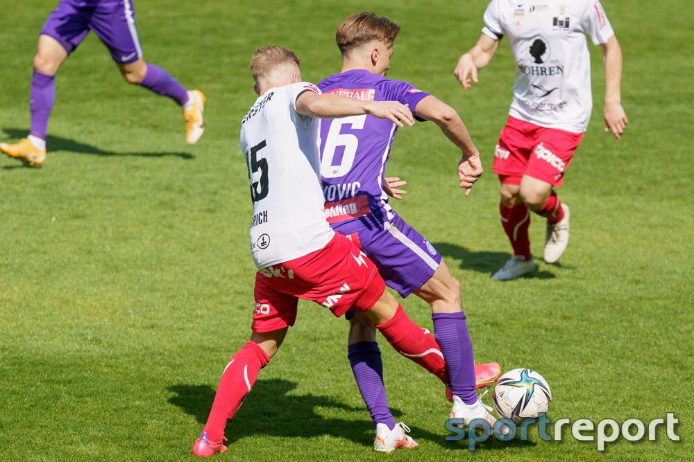 Young Violets Austria Wien, FC Mohren Dornbirn 1913 , Generali Arena, Zweite Liga