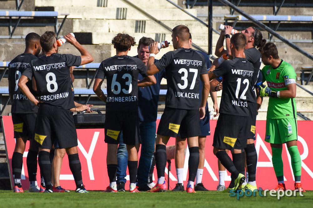 FC Flyeralarm Admira, Austria Klagenfurt, BSFZ Arena, ADMIRAL Bundesliga