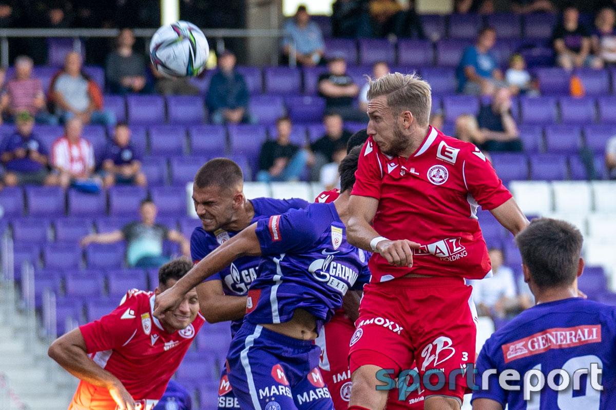 Young Violets Austria Wien, GAK, Generali Arena, ADMIRAL 2. Liga