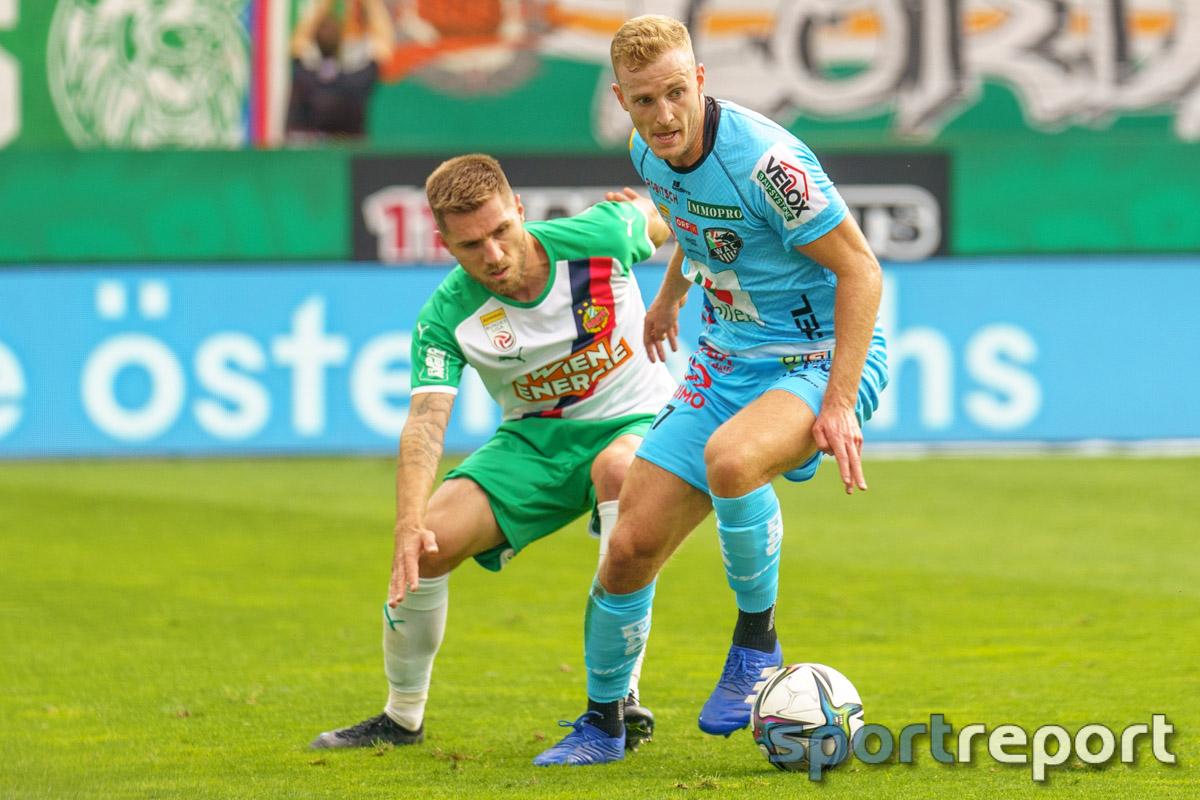 SK Rapid Wien, WAC, Allianz Stadion, ADMIRAL Bundesliga