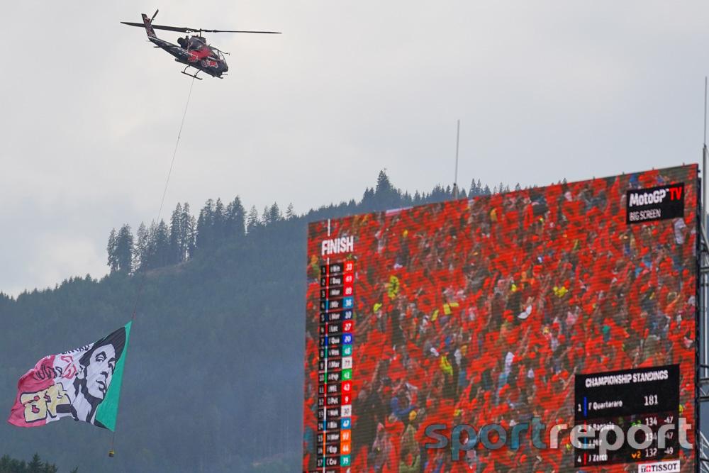 Motorrad Grand Prix von Österreich 2022 am Red Bull Ring vom 19. bis 21. August 2022 - Ticketing ist gestartet