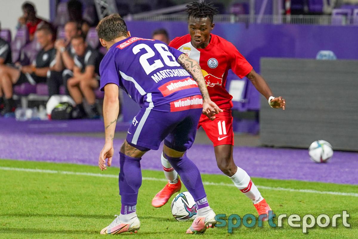 Young Violets Austria Wien, FC Liefering, Generali Arena, ADMIRAL 2. Liga
