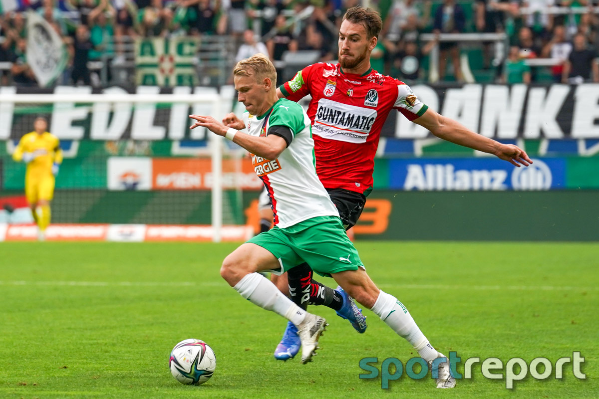 SK Rapid Wien, SV Ried, Allianz Stadion, ADMIRAL Bundesliga