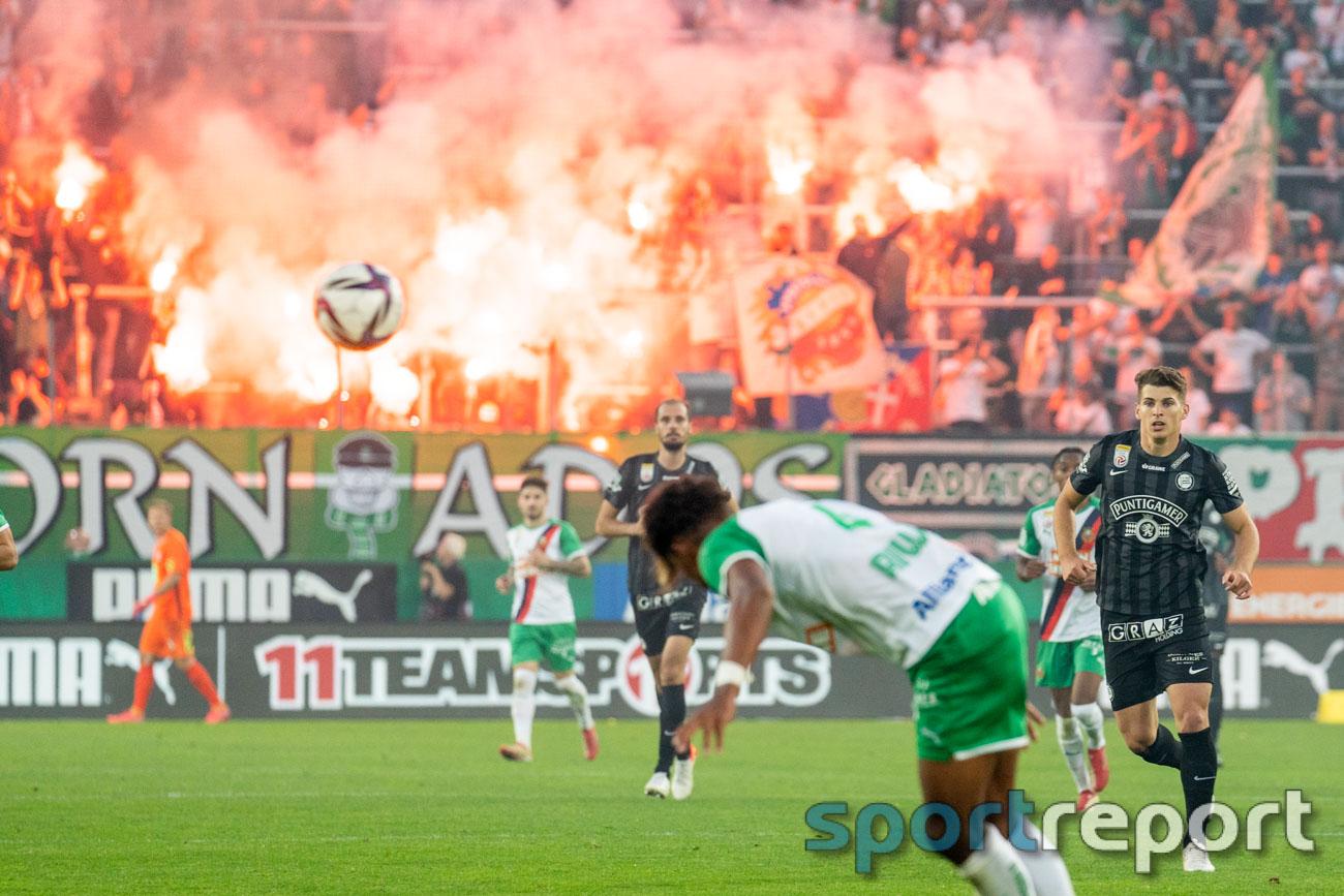 SK Rapid Wien, SK Sturm Graz, Allianz Stadion, ADMIRAL Bundesliga