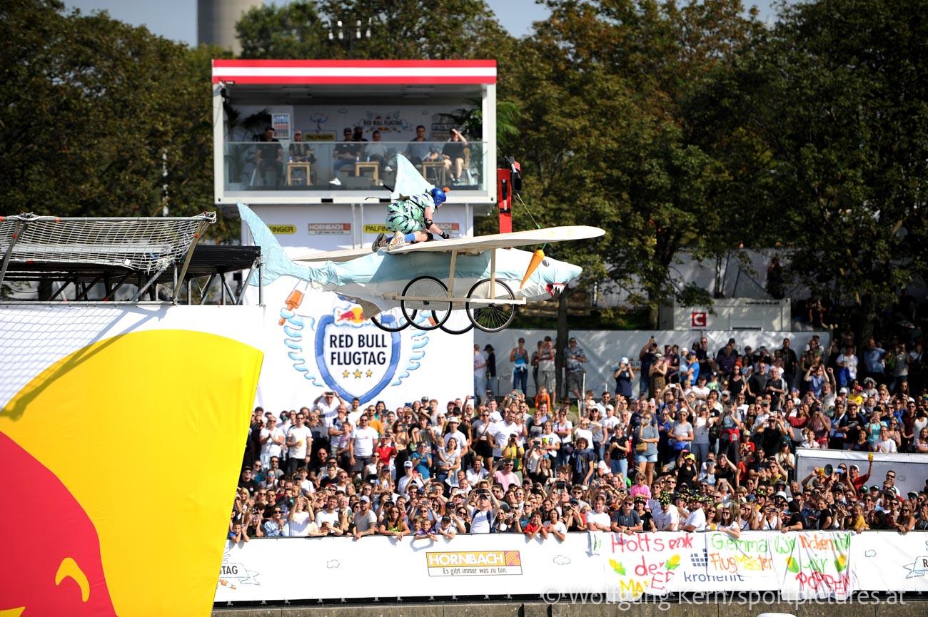 Red Bull Flugtag, Red Bull Flugtag 2021, Donauinsel, Red Bull