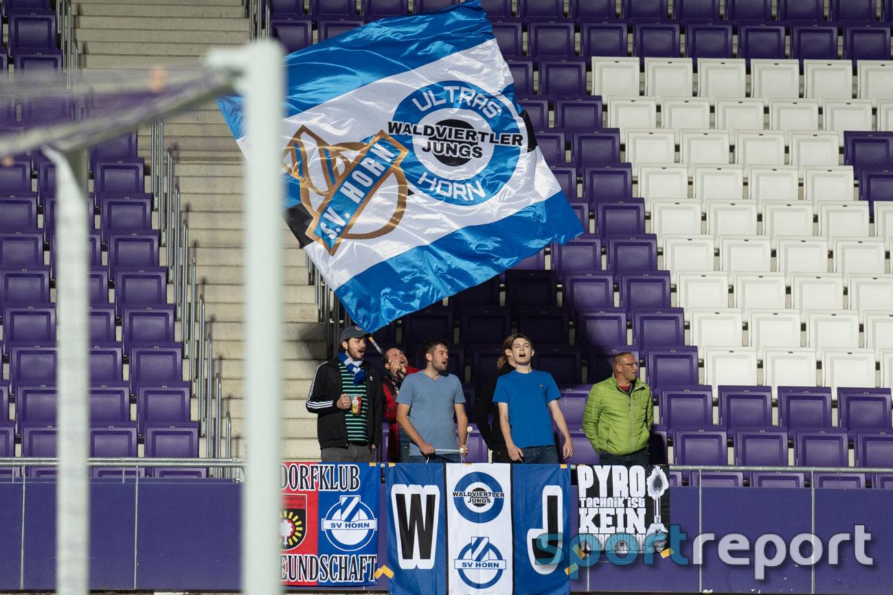 Young Violets Austria Wien, SV Horn, Generali Arena, BEWERB