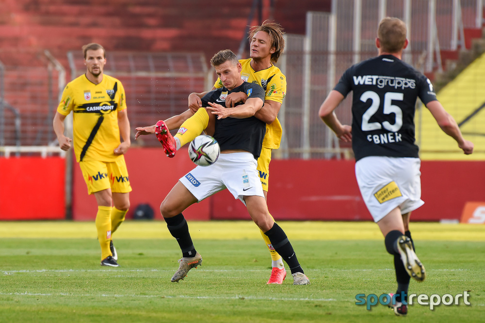 FC Flyeralarm Admira, SCR Altach, BSFZ Arena, ADMIRAL Bundesliga