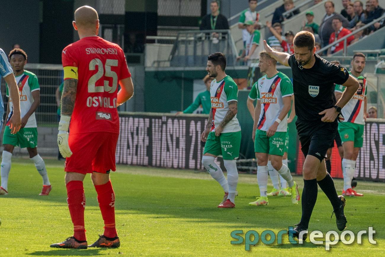 SK Rapid Wien, WSG Tirol, Allianz Stadion, ADMIRAL Bundesliga