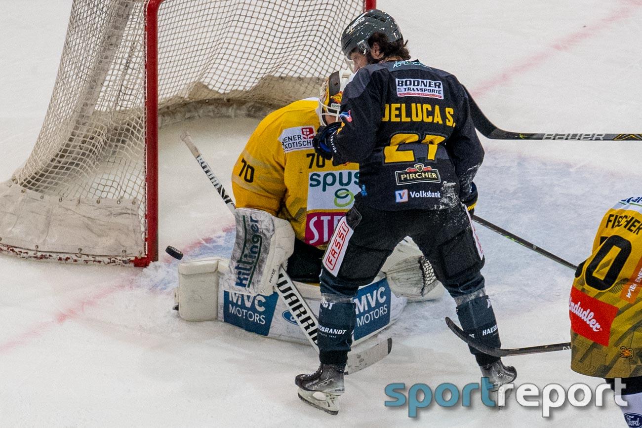 spusu Vienna Capitals, HC Pustertal, Erste Bank Arena, ICE Hockey League