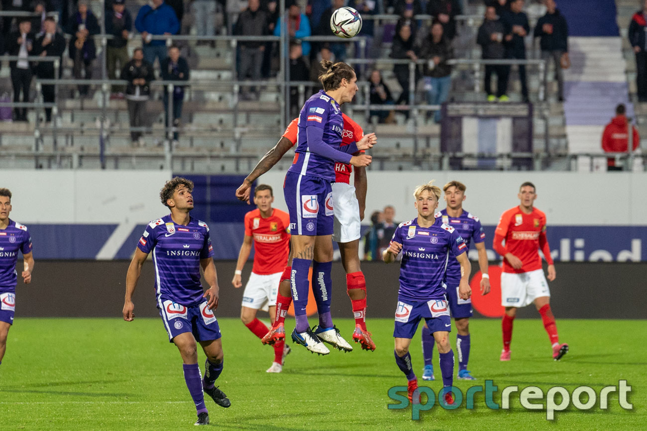 FK Austria Wien, FC Flyeralarm Admira, Generali Arena, ADMIRAL Bundesliga